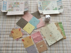 すみっこ ぐらし 折り紙 折り 方